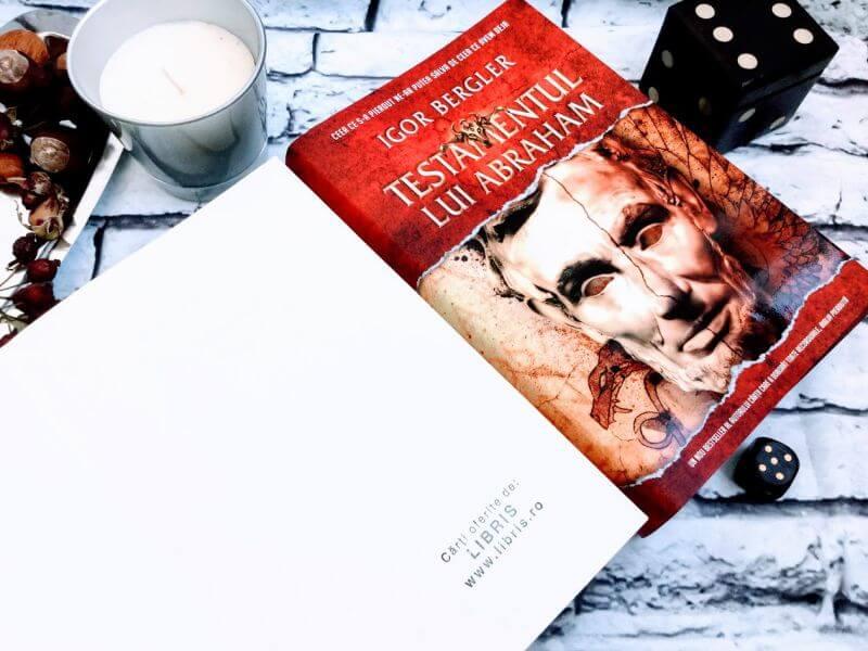 Testamentul lui Abraham, de Igor Bergler, opinii
