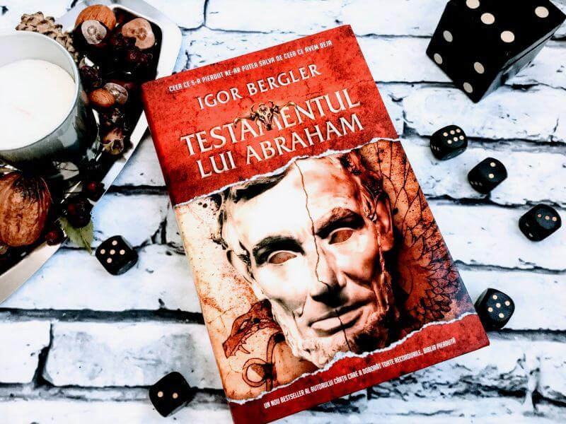 Testamentul lui Abraham, de Igor Bergler, recenzie