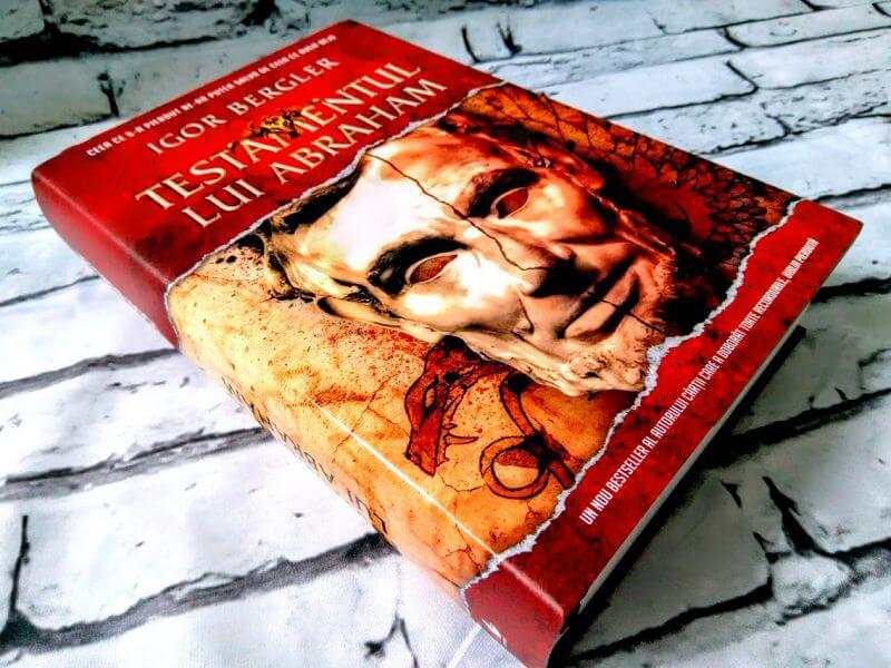Testamentul lui Abraham, de Igor Bergler, review