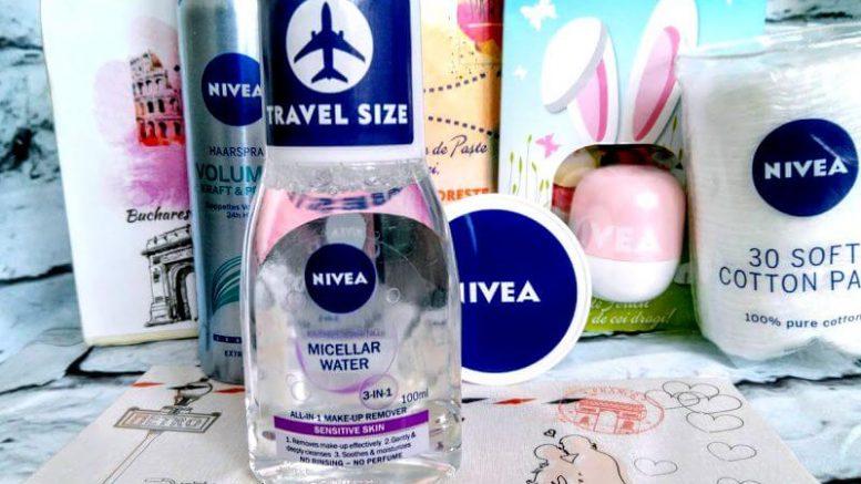 apă micelară Travel Size