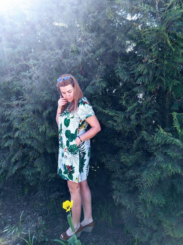 rochie tunica