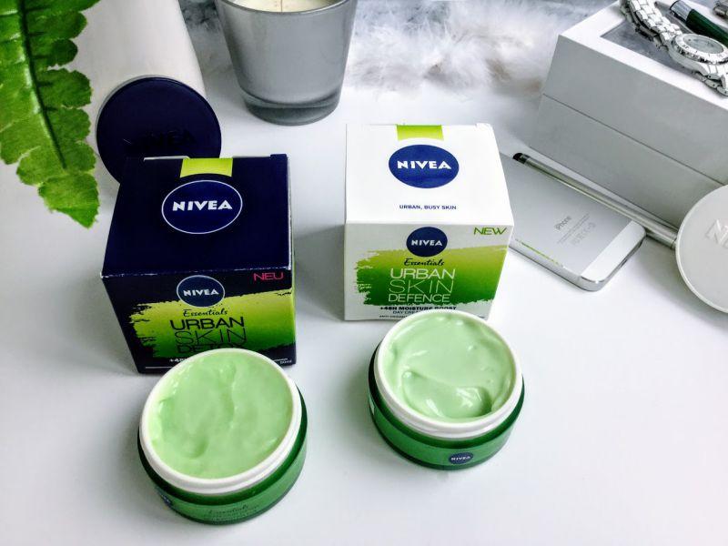 Crema NIVEA Urban Skin