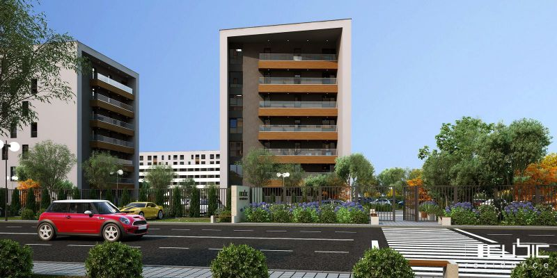 apartament 2 camere în Bragadiru - Prelungirea Ghencea