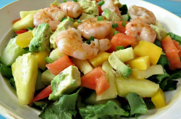 salata cu fructe