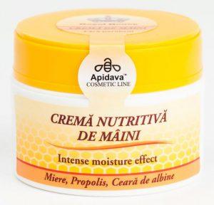 Crema nutritiva de maini Apidava