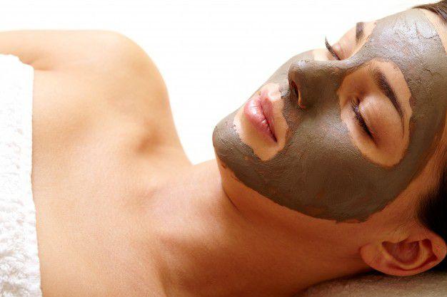 Skinegal mască facială