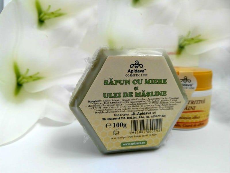 cosmetice cu miere