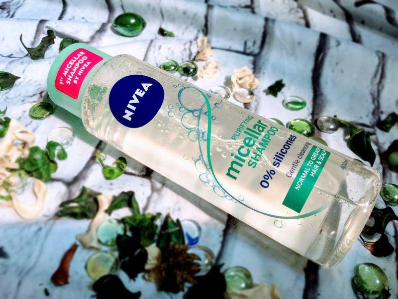 Șampon purifiant NIVEA Micellar
