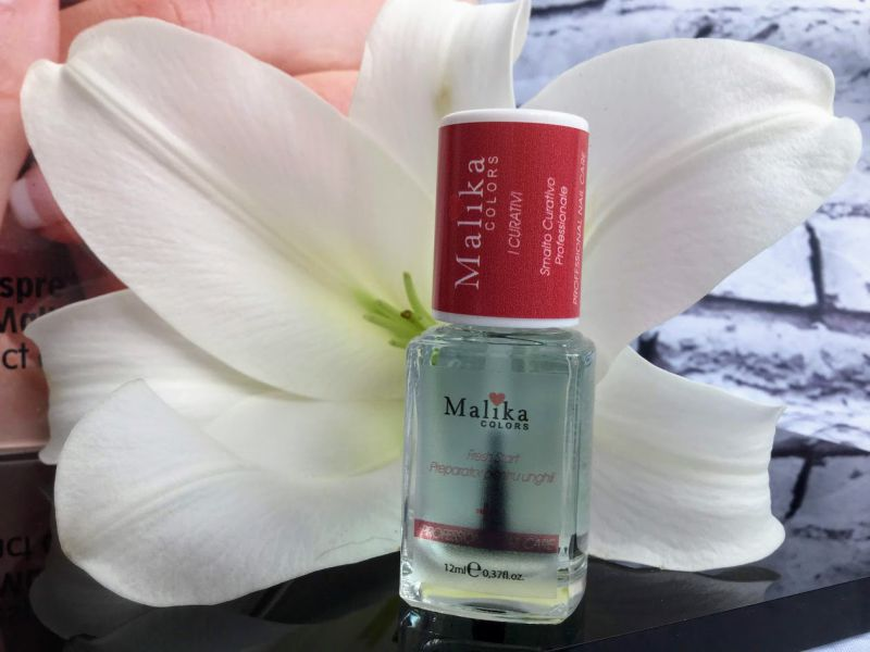 Nail Prep Malika colors Fresh Start