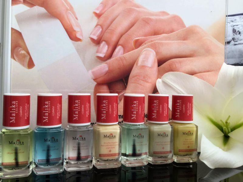 Malika Colors, tratamente pentru unghii