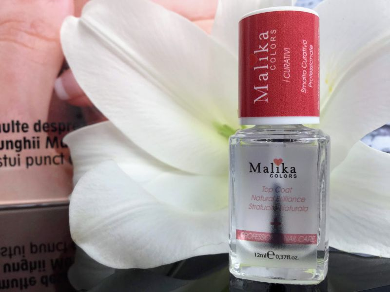 Top Coat Natural Brillance
