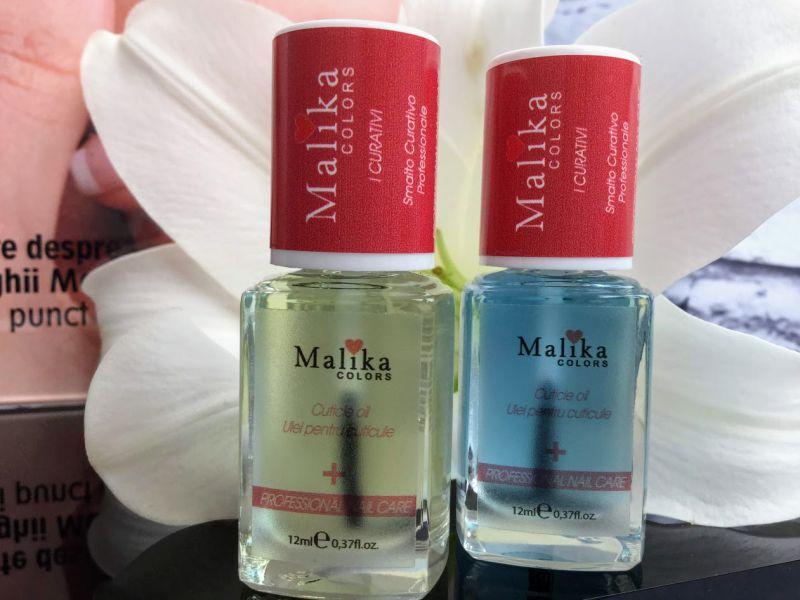 Ulei profesional pentru cuticule Malika Colors