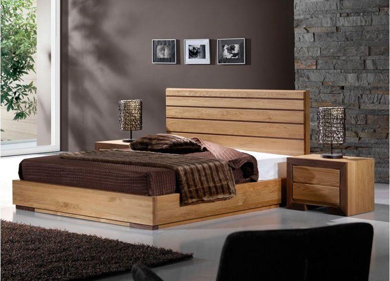 mobilier din lemn masiv de stejar