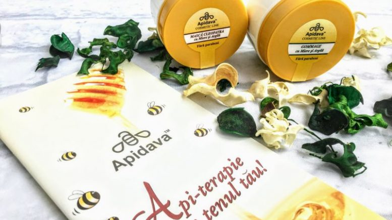 produse cosmetice de la Apidava