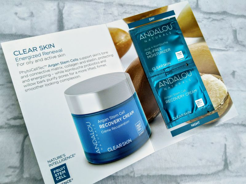 Argan Stem Cell Recovery Cream