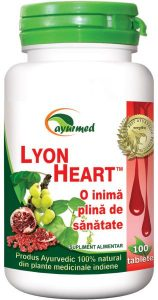 LYON HEART de la AYURMED