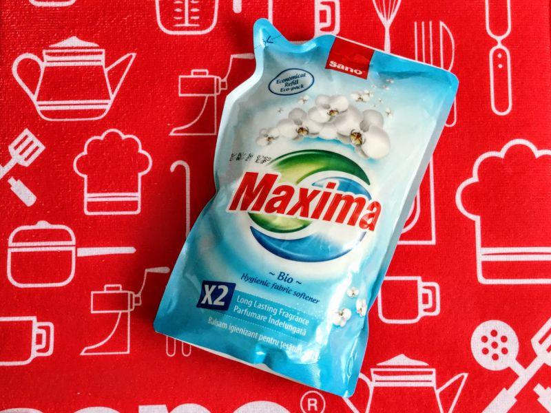 Maxima Sano balsam de rufe concentrat