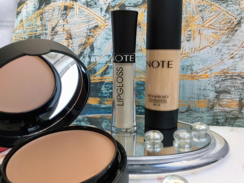 Note makeup