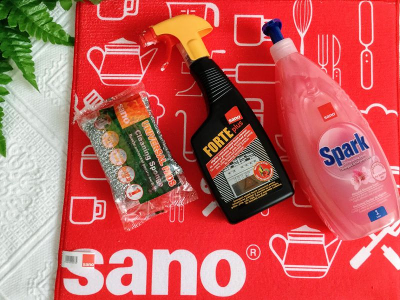 detergent pentru aragaz