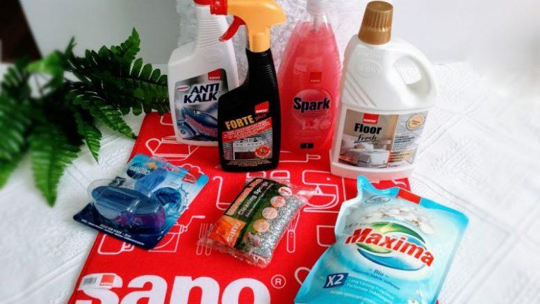 Sano produse curatenie