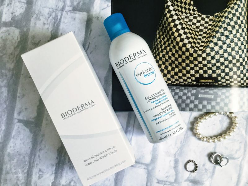 Bioderma Hydrabio Brume Spray - pareri