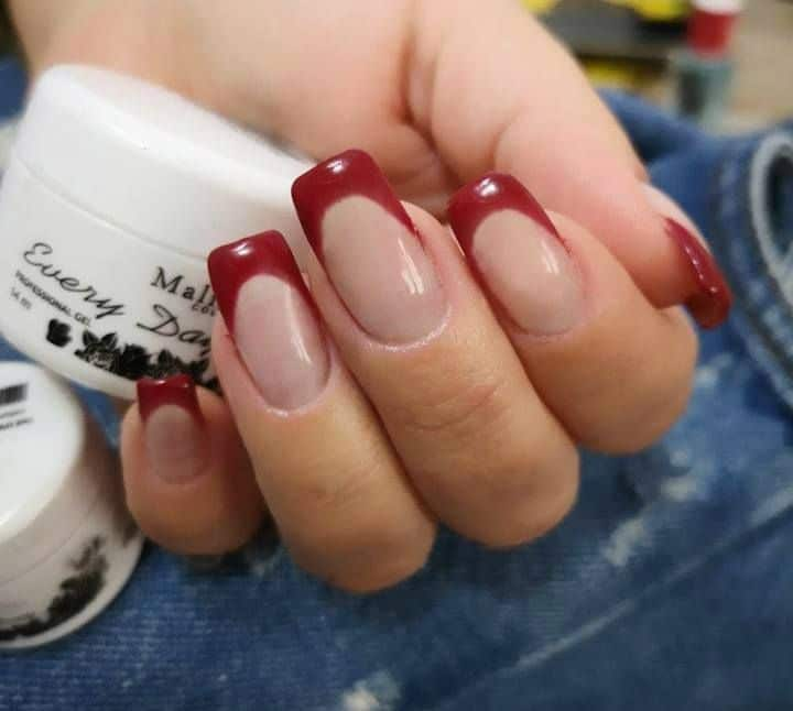 Gel UV Malika Colors România