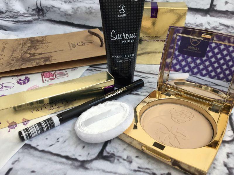 Produse makeup Lambre