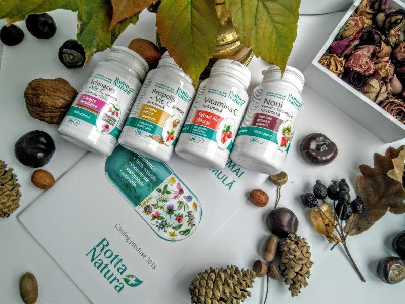 Vitamina C naturală Rotta Natura - review