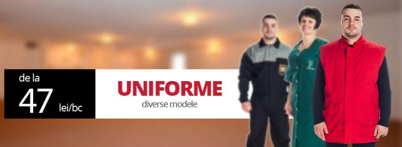 uniforma personalizata