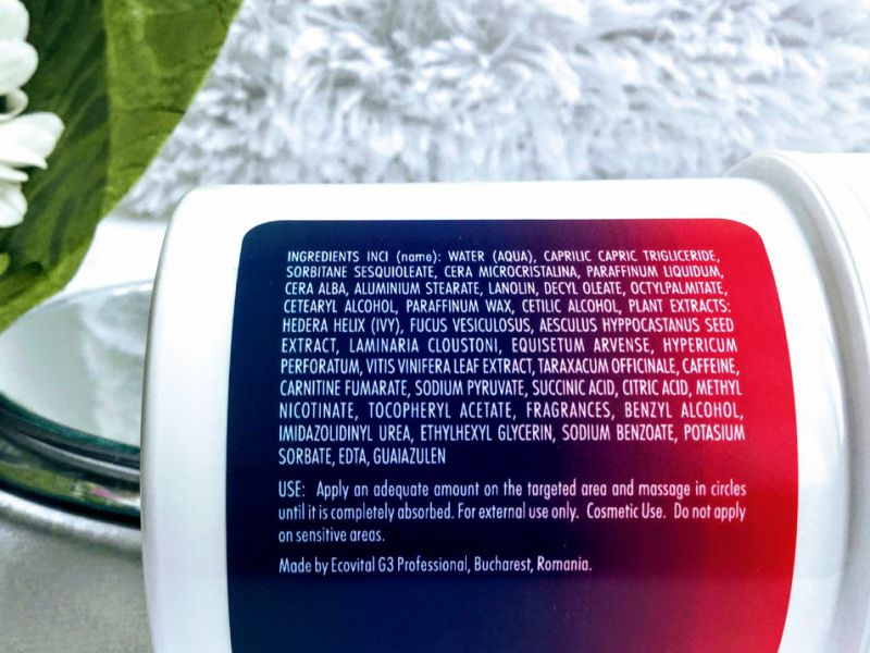 Professional Slimming Body Cream with Algae Extract pareri
