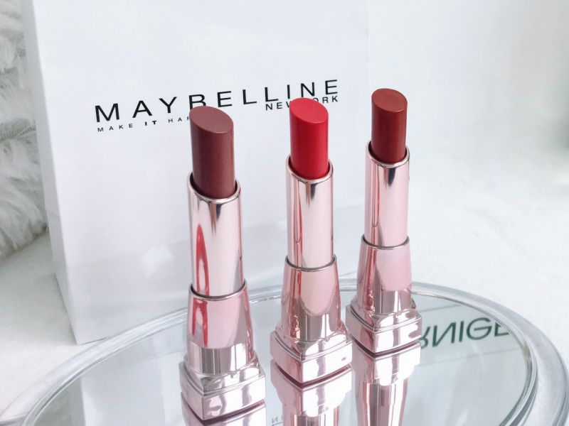 MAYBELLINE Color Sensational Shine Compulsion