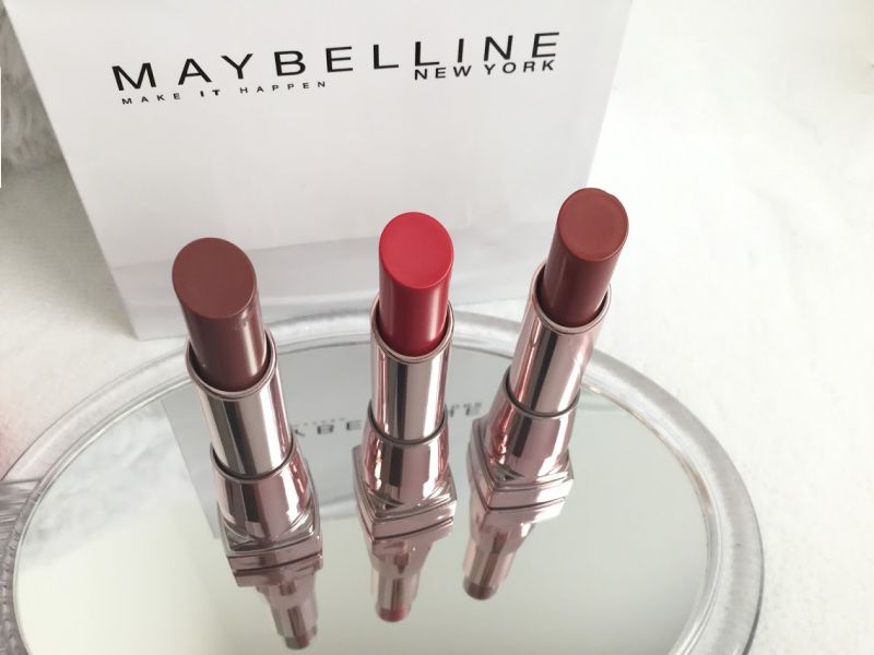 MAYBELLINE Color Sensational Shine Compulsion review