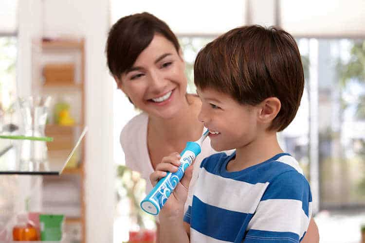 Periuțe de dinți electrice pentru copii
