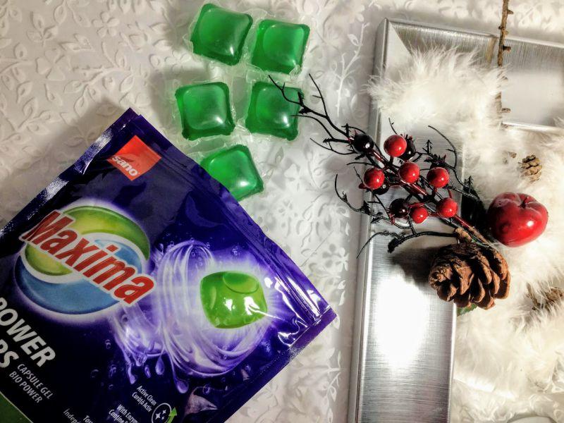 Capsule detergent Sano Maxima