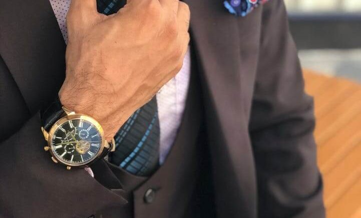 ceas de mana barbati