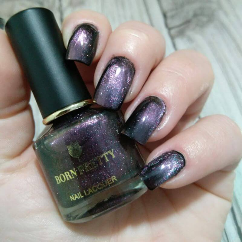 Greenland Night 3D magnetic polish