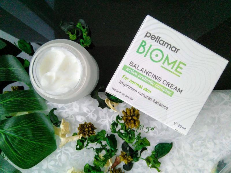 Crema echilibrată Biome pentru ten normal