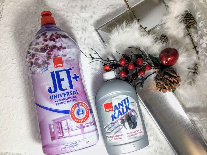 Soluția Sano Jet + cu oțet