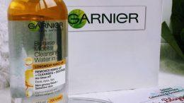 Garnier - apa micelara bifazica