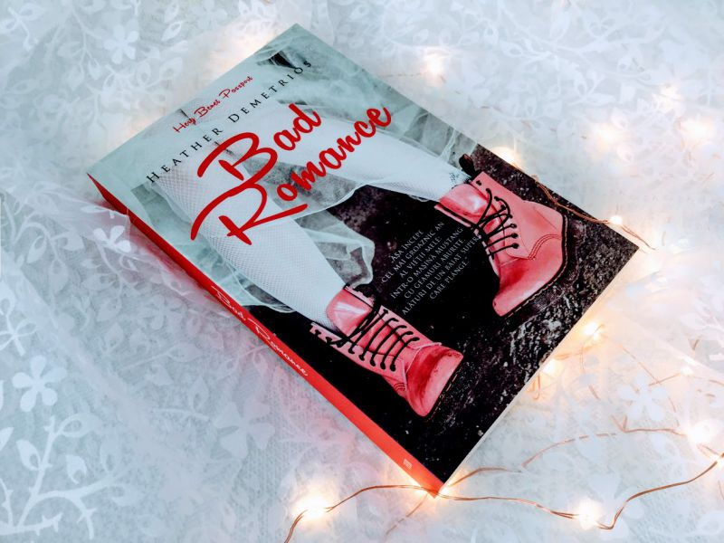 Bad Romance de Heather Demetrios, recenzie carte