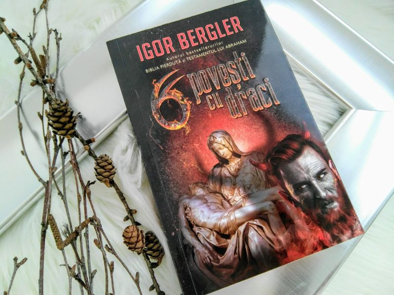 6 povesti cu draci de Igor Bergler recenzie