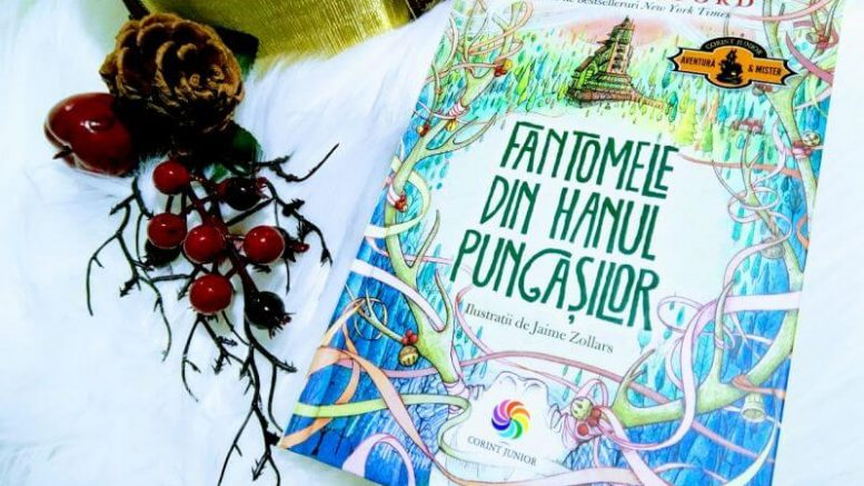 Fantomele din Hanul Pungasilor de Kate Milford recenzie