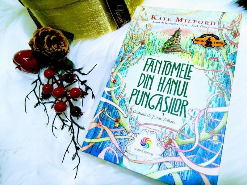Fantomele din Hanul Pungasilor de Kate Milford pareri