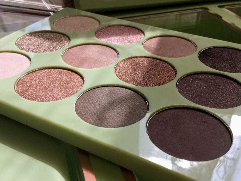 Pixi Eye Reflections Shadow Palette - Natural Beauty