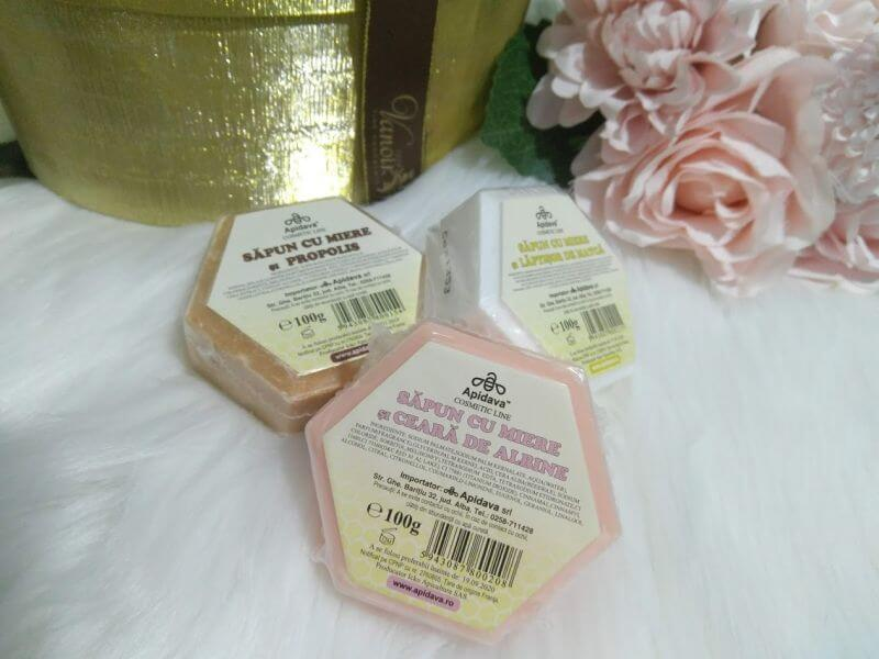 Săpunurile Apidava, răsfăț olfactiv și alint pentru piele