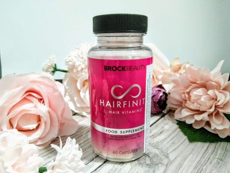 Hairfinity - vitamine pentru par