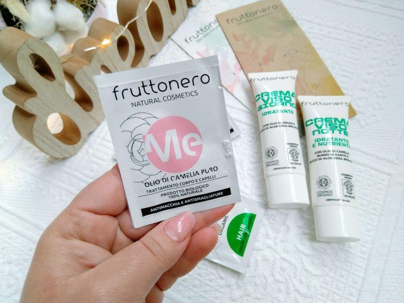 Crema de față de noapte - Fruttonero Natural Cosmetics