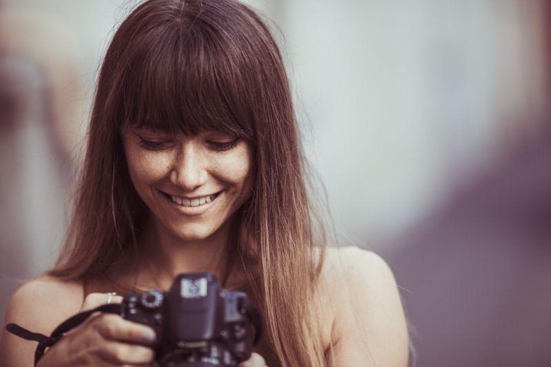 fotograf de timp liber