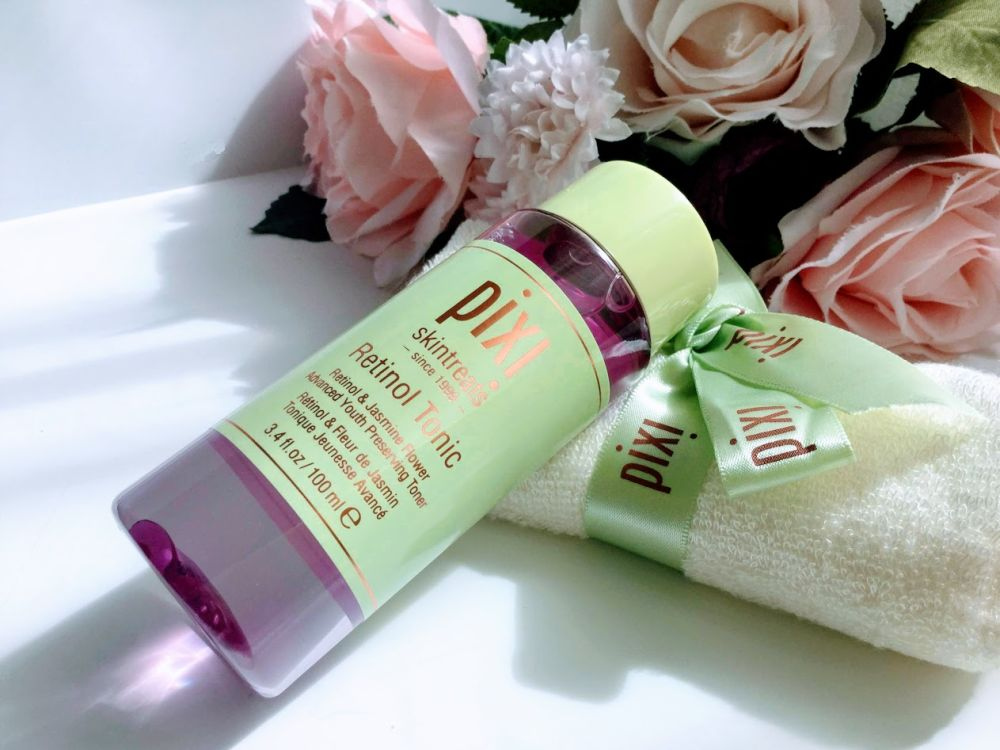 PIXI Retinol Tonic review