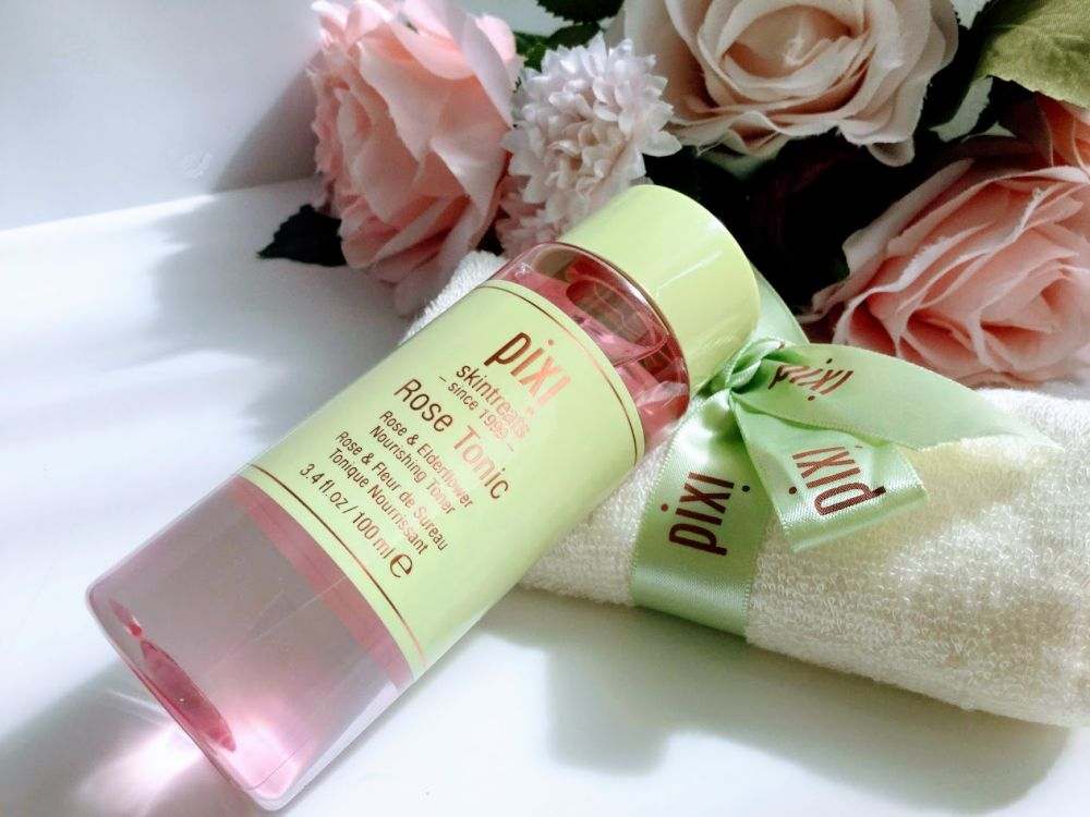 PIXI Rose Tonic review